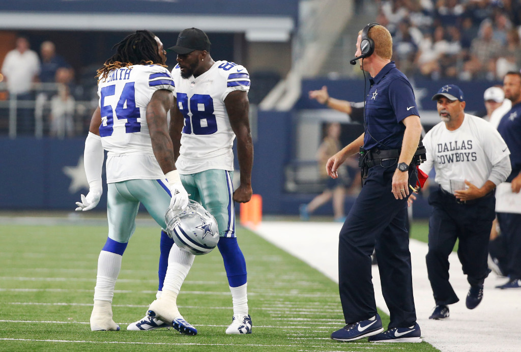 Seeing the future? Jaylon Smith has dream that Cowboys re-sign Dez Bryant before season starts