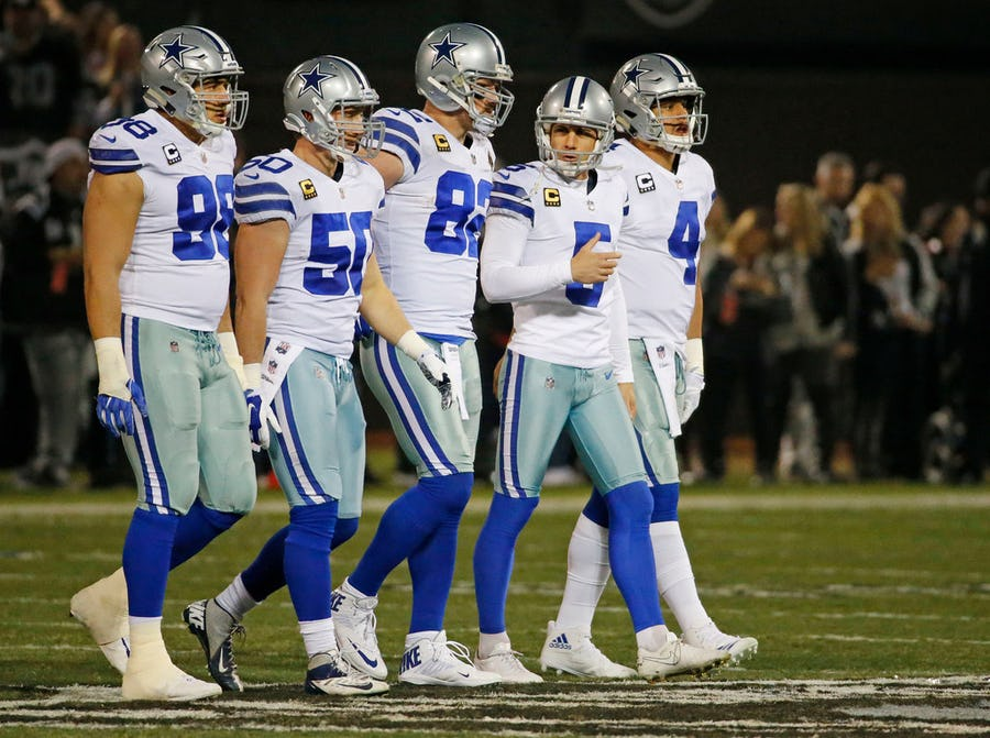 Here's who is replacing Jason Witten behind the scenes and how he's embracing the role