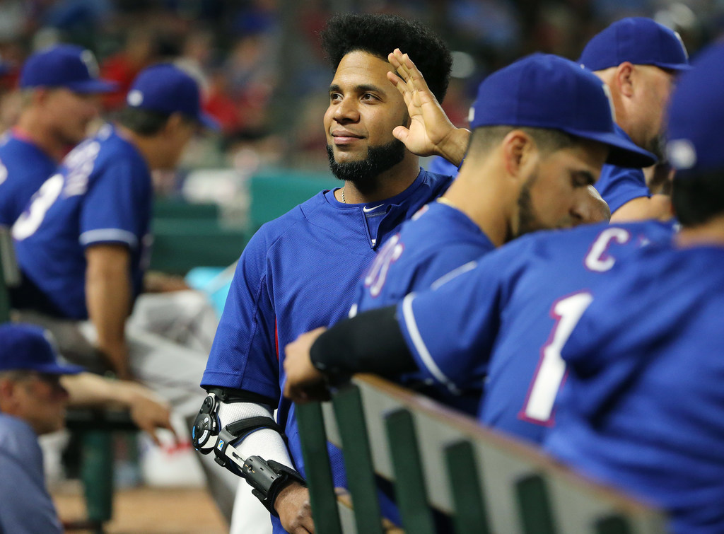 Elvis Andrus, Rangers lifer? Why current market means he likely stays in Arlington, for now.