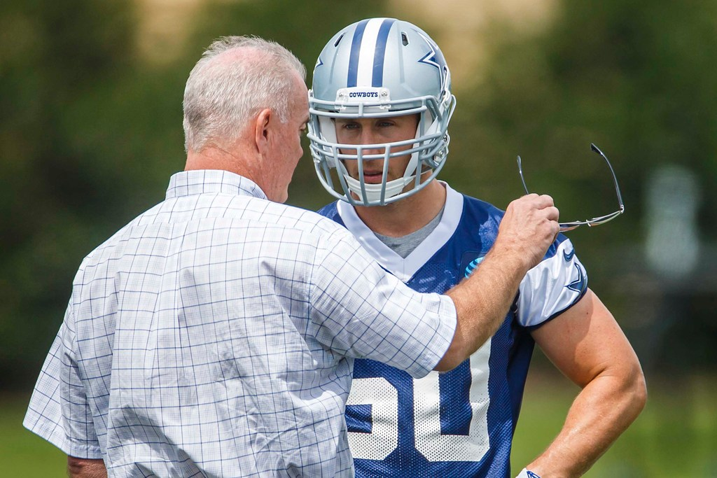 Cowboys position series: Why 2018 may be Sean Lee's most important season yet