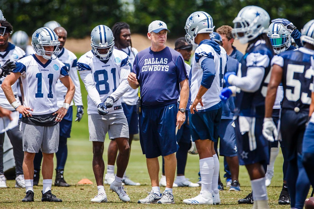 Cowboys position series: No Dez Bryant, no No. 1, no problem? A look at Dallas' WR corps