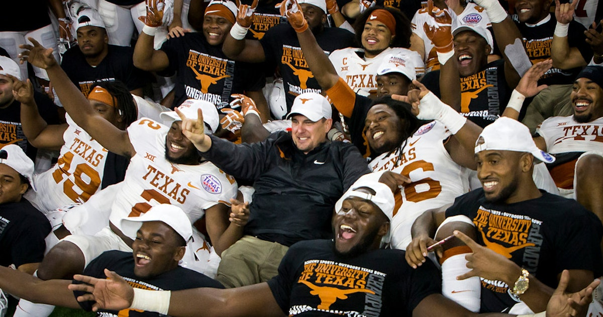 College Sports: 10 major Texas Longhorns storylines, including the