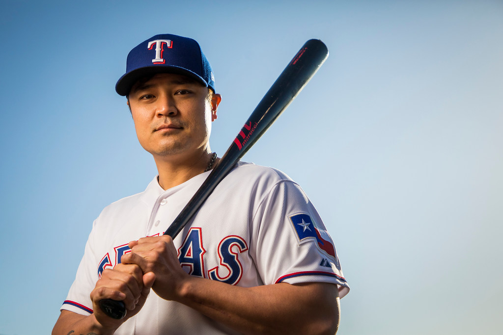 Williams, DiMaggio, Choo? Behind the numbers of Shin-Soo Choo's on-base streak with the Rangers