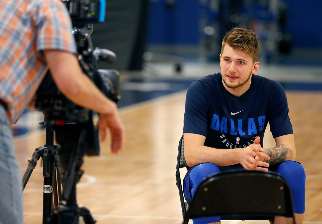 Why Rick Carlisle isn't sweating how to find enough touches for Mavs youngsters Luka Doncic and Dennis Smith Jr.
