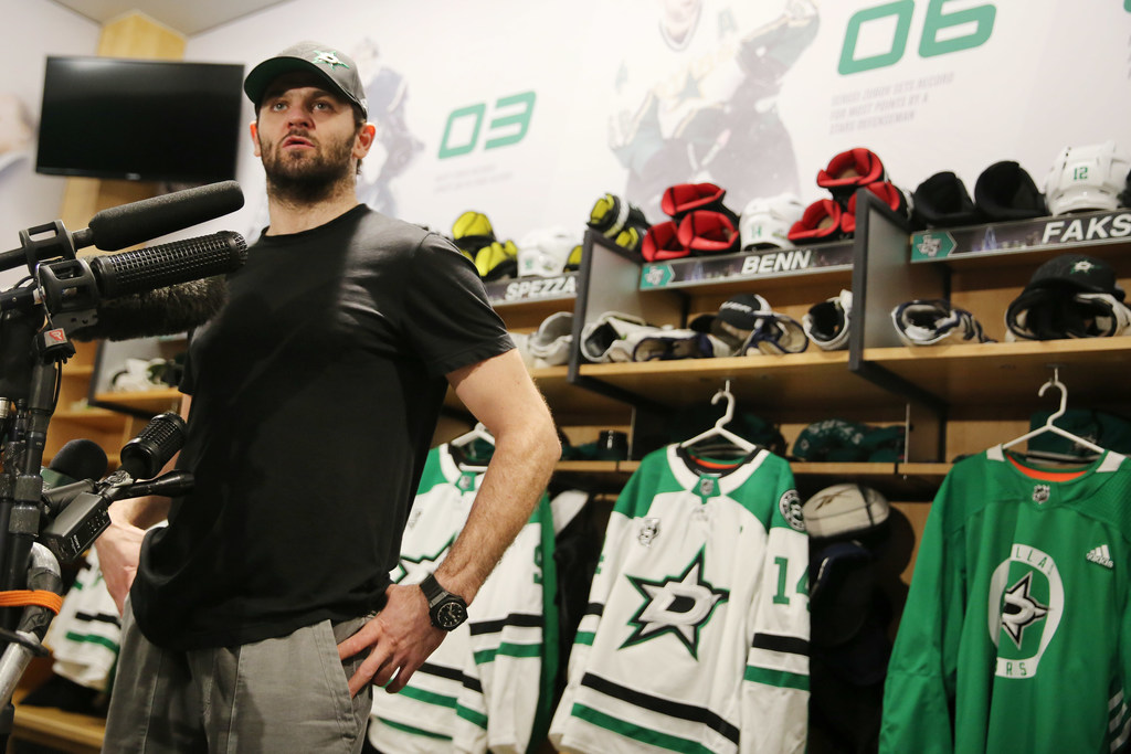 Alexander Radulov is the new leader of the Stars in one certain category. Here's why that needs to change.