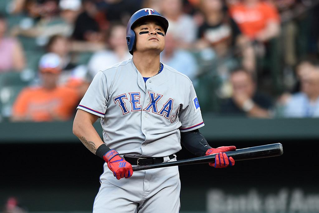 How Rangers All-Star Shin-Soo Choo became South Korea's national hero, again