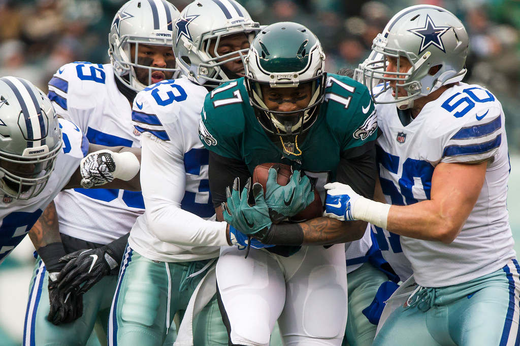 Cowboys enemy report: Dallas doesn't have a No. 1 wide receiver, but do the Eagles?