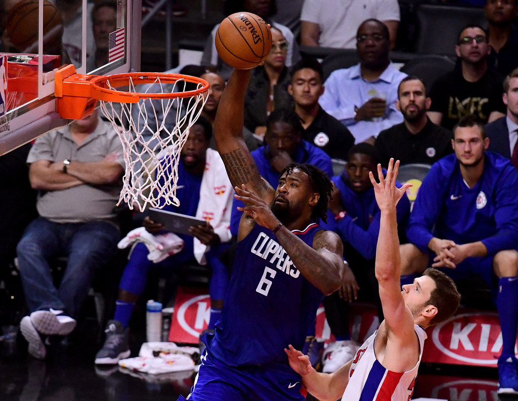 Will DeAndre Jordan be the Mavs' best player this season?