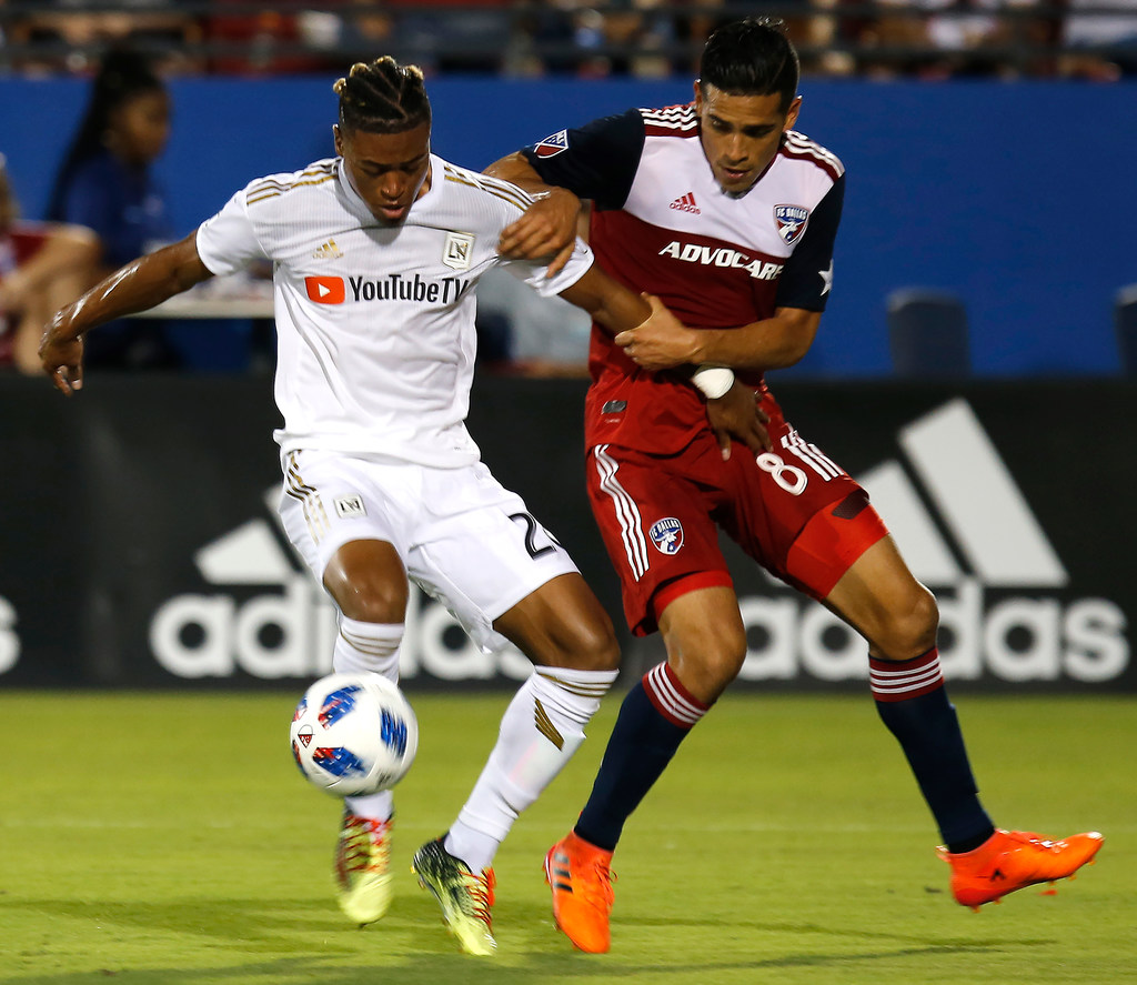 Victor Ulloa on brink of 100th MLS appearance, but it doesn't feel real just yet