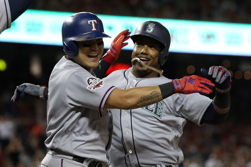 Rangers' Shin-Soo Choo makes most of All-Star Game debut, sparks rally in American League's 8-6 victory