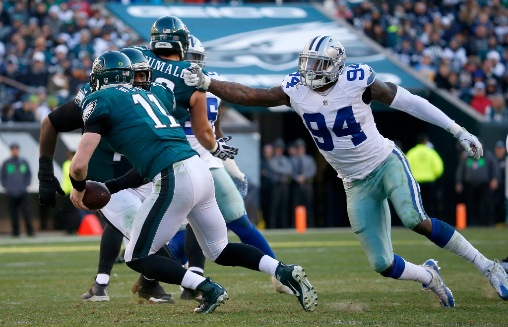 National reaction to Randy Gregory's reinstatement: Life is about second chances; Gregory has high ceiling