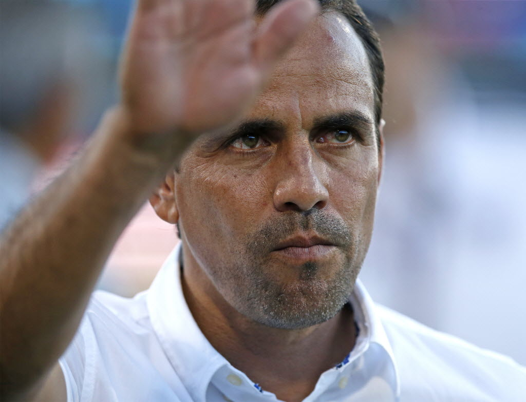Catching up with Oscar Pareja