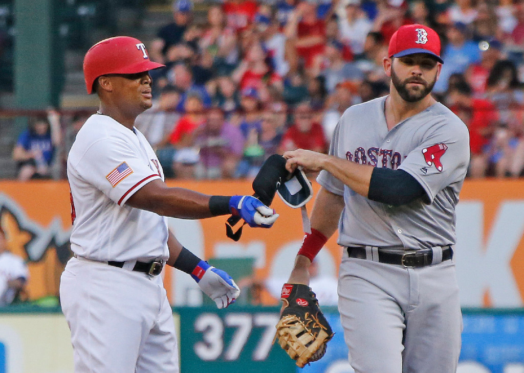 How former Rangers are faring in 2018: Boston's Mitch Moreland makes first All-Star team, Yu Darvish struggles with Cubs