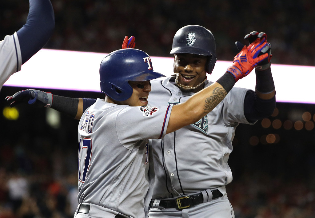 Why Rangers' Shin-Soo Choo says on-base streak means more to him than his first career All-Star appearance