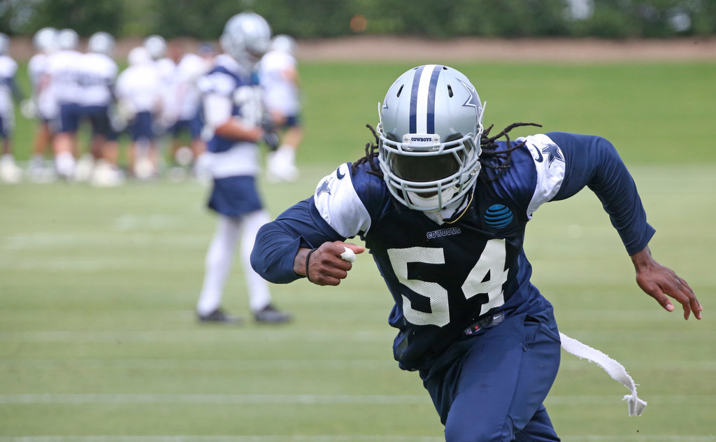 Cowboys camp preview: Can Jaylon Smith return to college form?