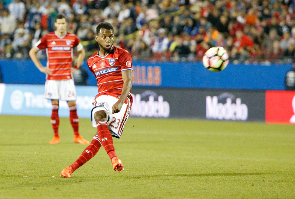 FC Dallas trades homegrown midfielder Kellyn Acosta to Colorado Rapids