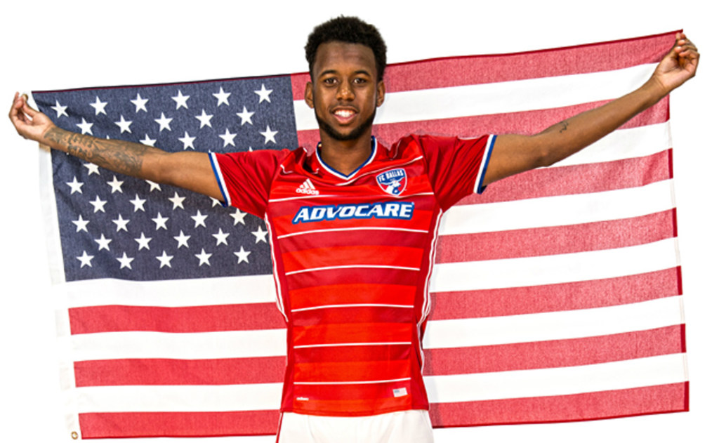 Photos: Kellyn Acosta's time with FC Dallas