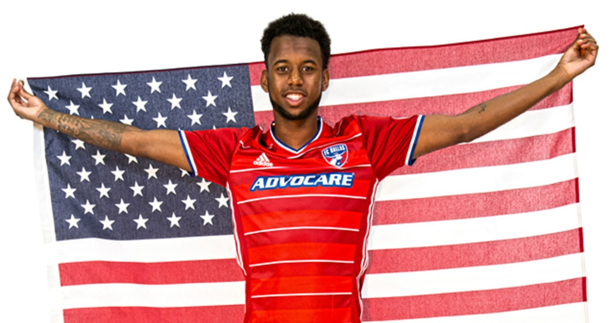 Soccer  Photos  Kellyn Acosta s time with FC Dallas  83050ca9d