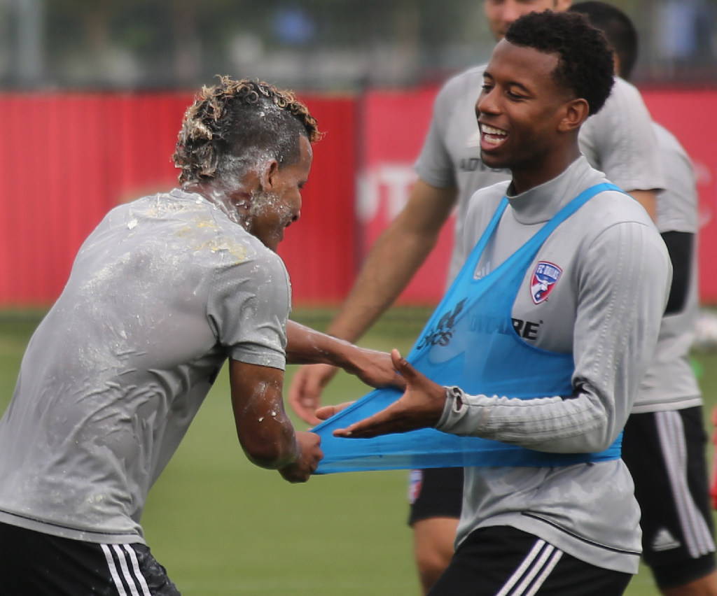 Why Kellyn Acosta is eager to get started with Colorado Rapids after change of scenery from FC Dallas