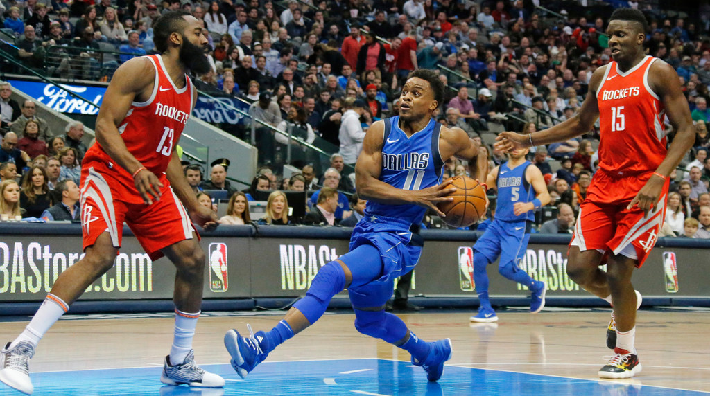 Yogi Ferrell dishes on why he left the Mavs for the Kings; are there hard feelings?