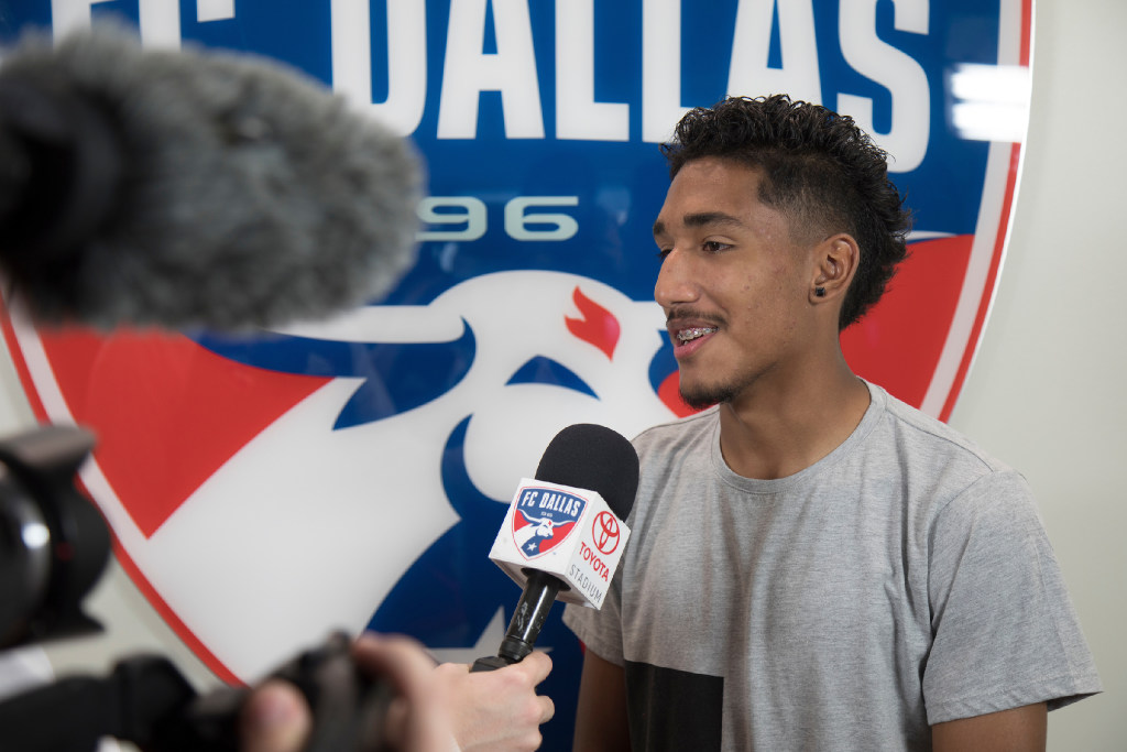 FCD's Pomykal & Ferreira to feature in tonight's MLS Homegrown game