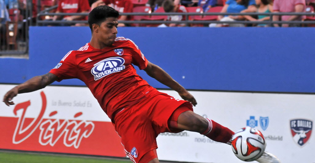 FC Dallas welcome home prodigal son Hernandez
