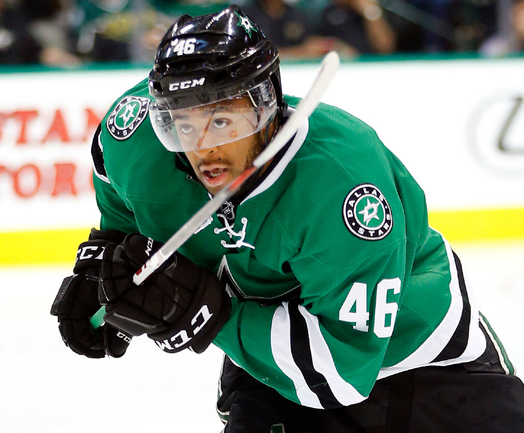 Dallas Stars on verge of rare salary arbitration appearance with Gemel Smith