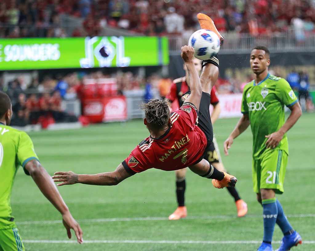 MLS Power Rankings for July 31, 2018