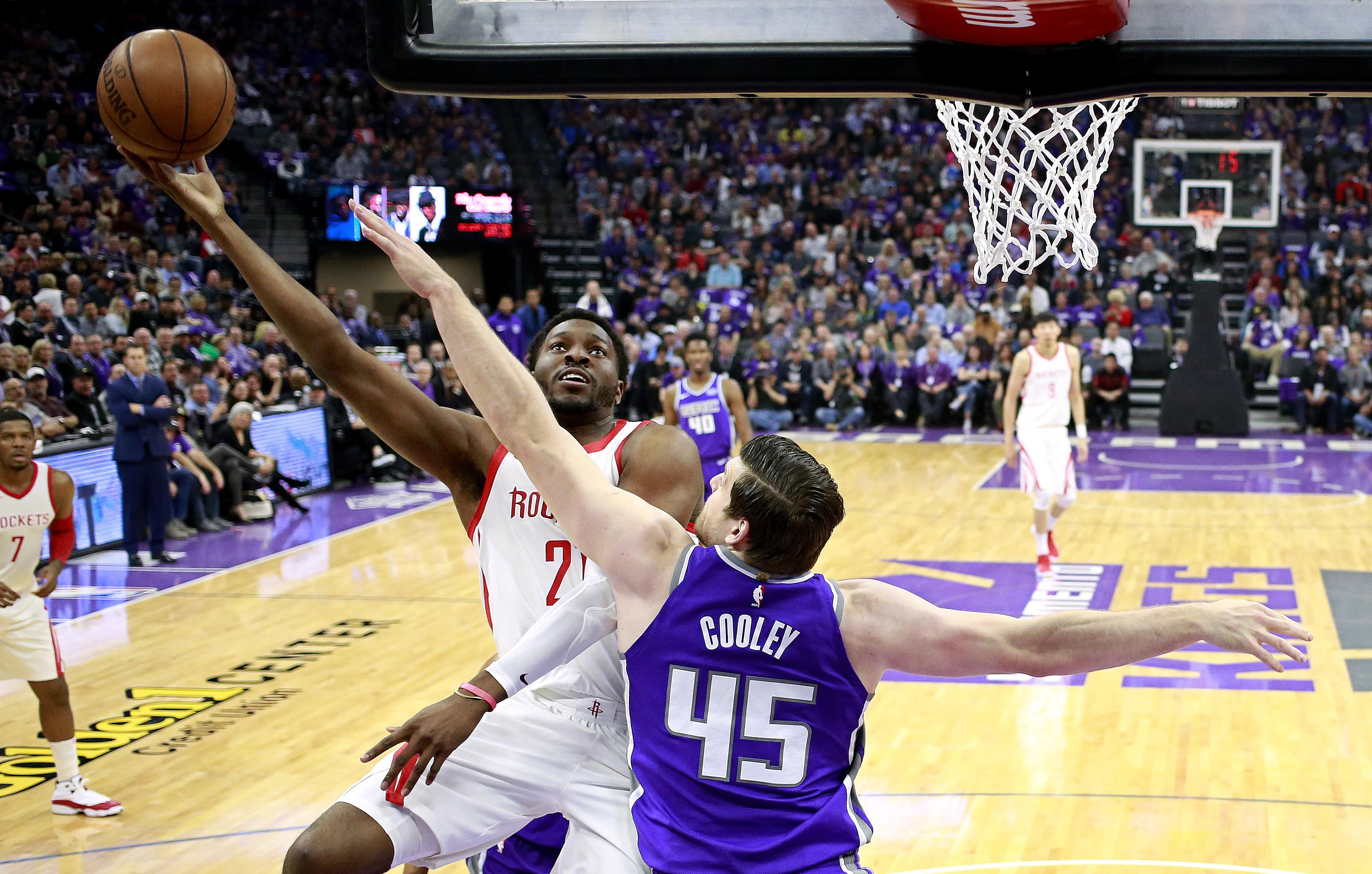 Source: Mavericks to waive Chinanu Onuaku after trade with Rockets