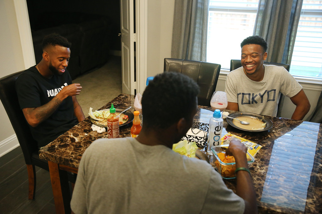What happened to this FC Dallas trio's love of cooking after Kellyn Acosta was traded? 'We lost Kell's good meal'