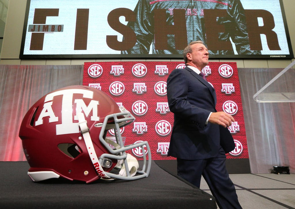 What we learned from CFP spring meetings: Could SEC media days take aim at Dallas in 2020?