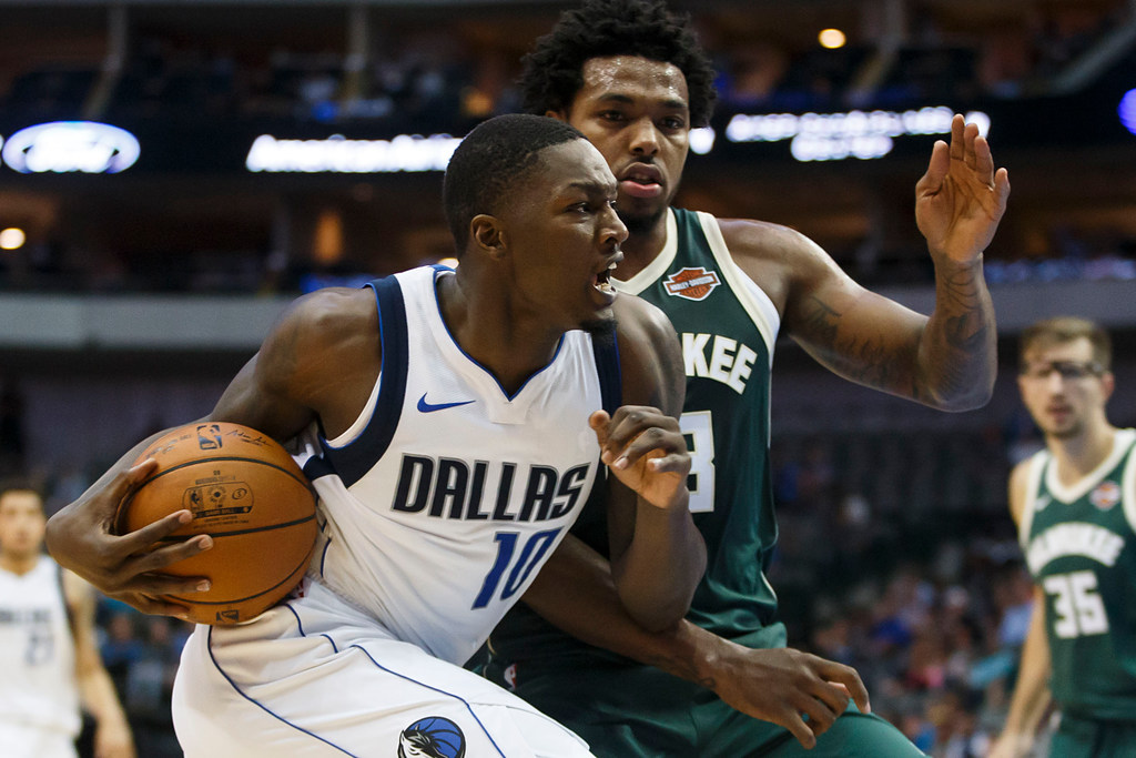 Why the 2018-19 season is a pivotal one for Mavs F Dorian Finney-Smith