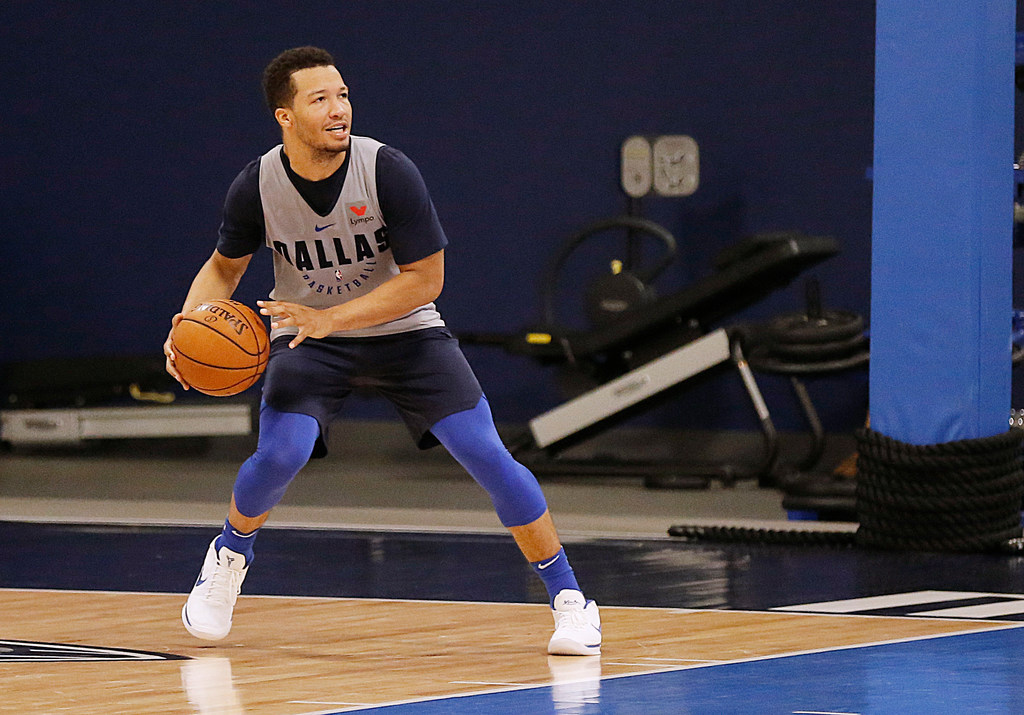 Will Jalen Brunson be a steal for the Mavs? Here's what needs to happen for him to see the court