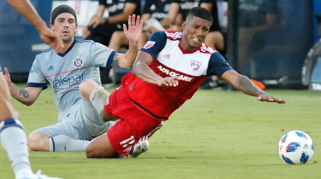 How will Oscar Pareja, FC Dallas handle key hamstring injuries?