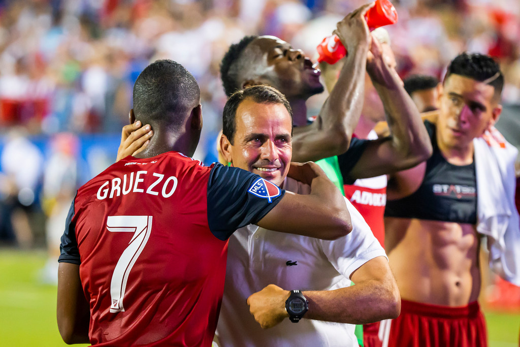 How a unified training session lifted FC Dallas' mood