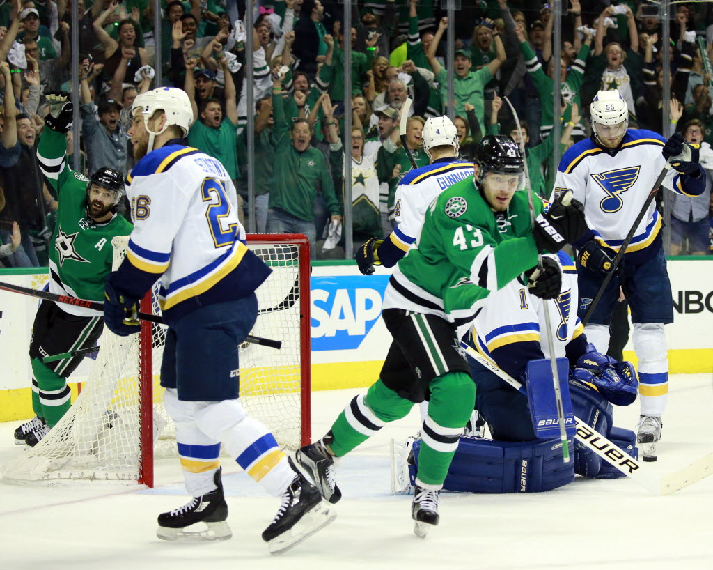 How different is Valeri Nichushkin his second time around with the Stars?