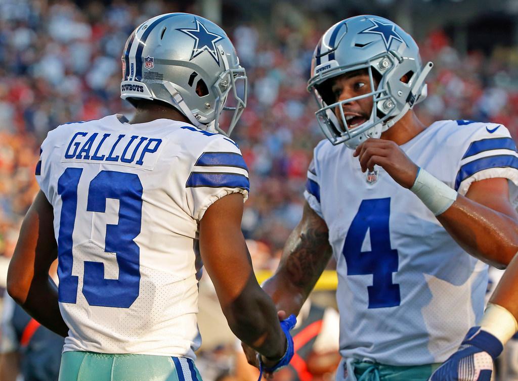 Dallas Cowboys  5 thoughts on Cowboys  preseason loss to 49ers ... 8fbc12f36