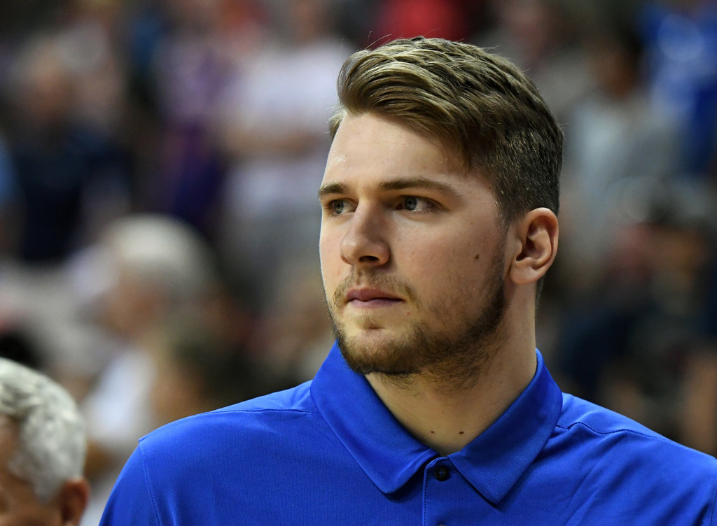 Michael Porter Jr. says Instagram like on comment bashing Mavs rookie Luka Doncic was '100 percent an accident'