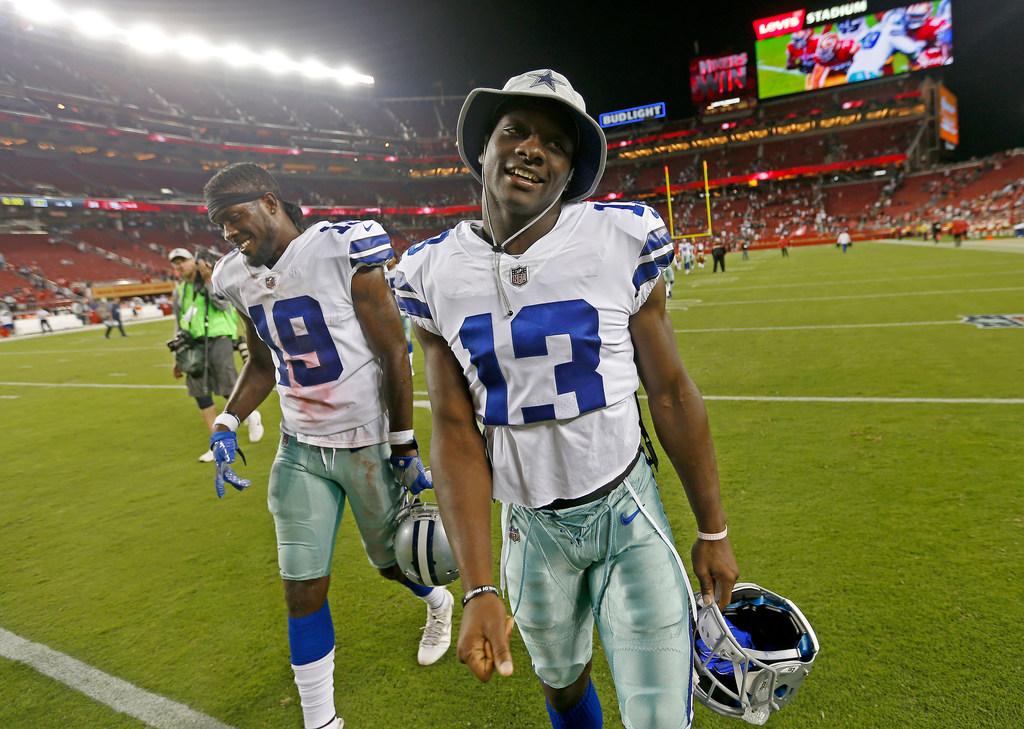 Dallas Cowboys  Cowboys rookie Michael Gallup explains the importance of  his TD catch in preseason opener  f149b8c0a80a