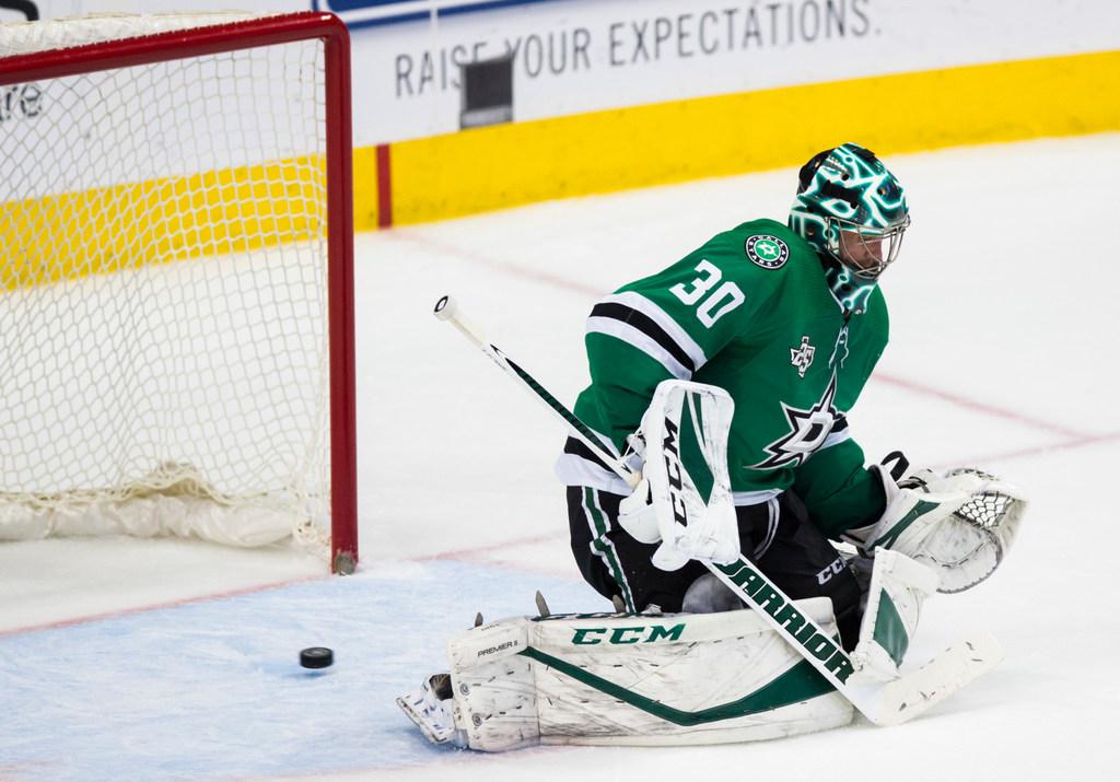 Can Stars goaltender Ben Bishop stay healthy deep into the season?