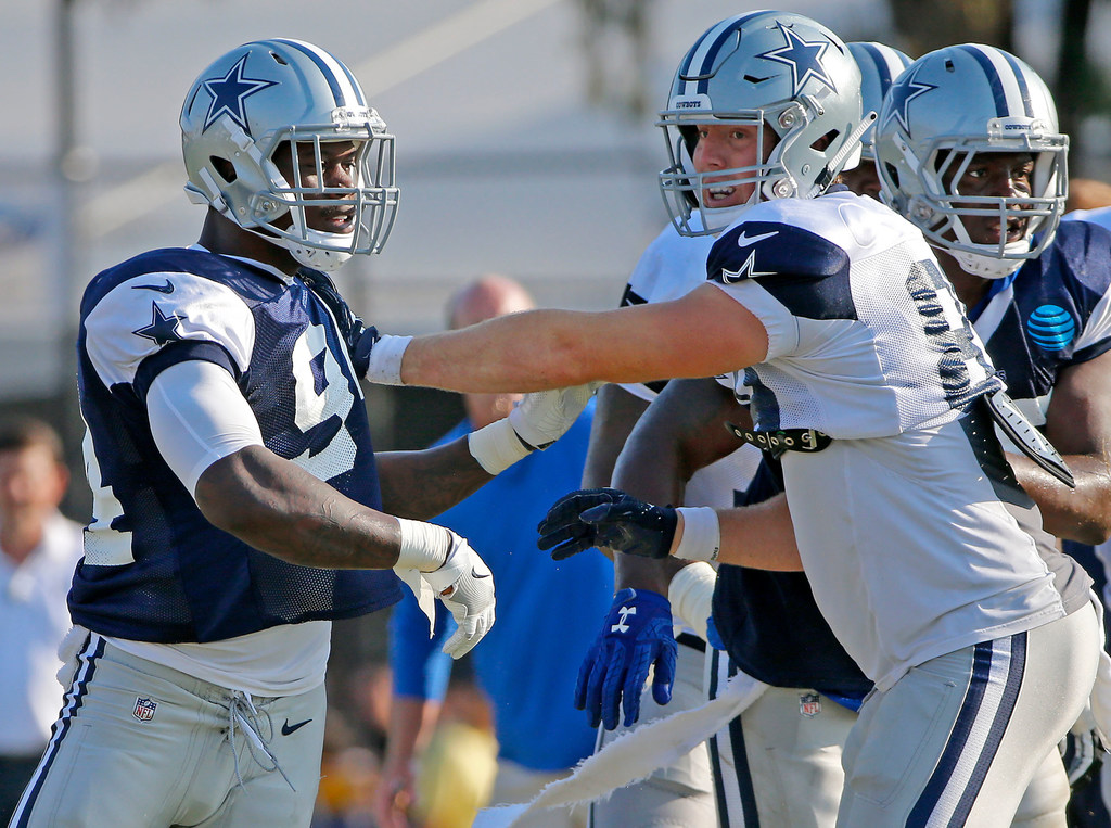 Cowboys owner Jerry Jones: I expect DE Randy Gregory to be ready for season opener against Panthers