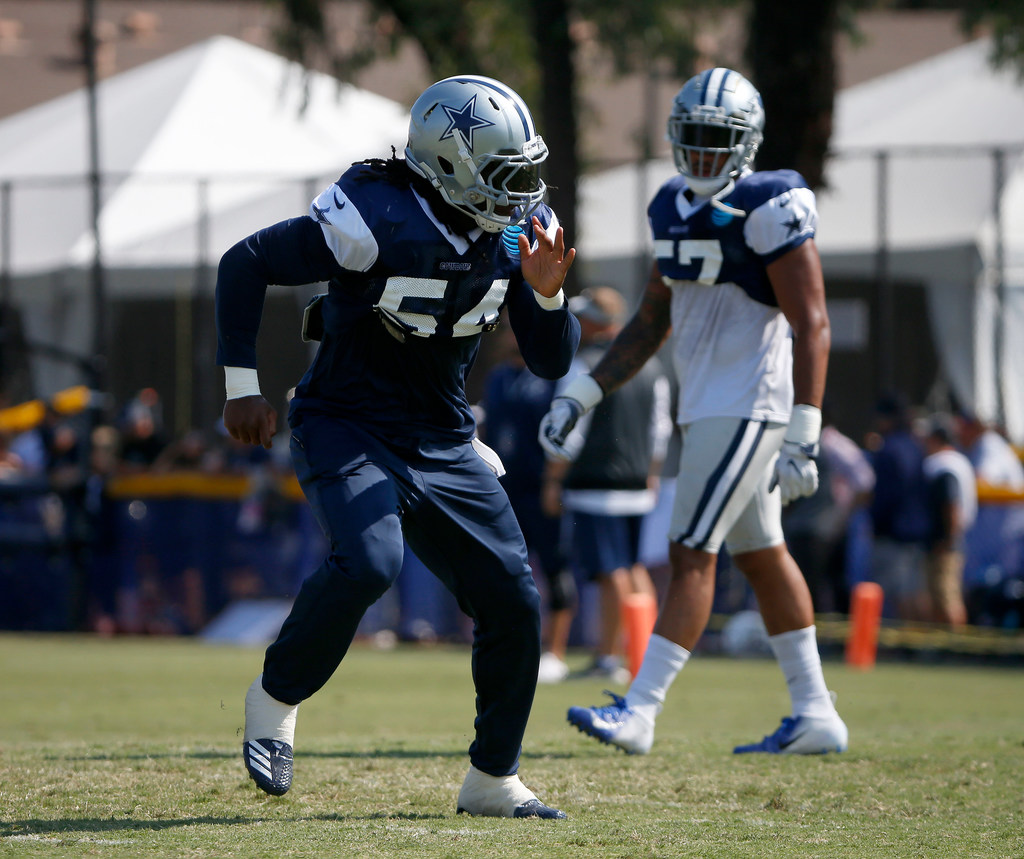 Why Jerry Jones now feels completely justified for drafting LB Jaylon Smith in the second round