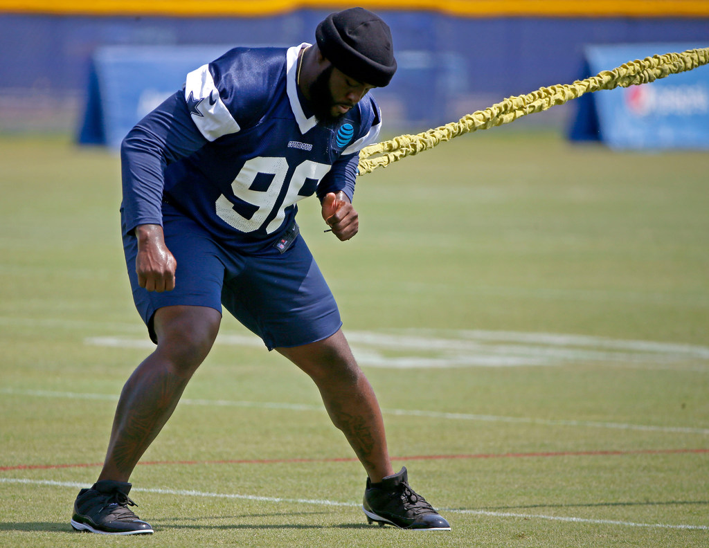 Sources: Cowboys DT Maliek Collins on target to play in season opener against Panthers
