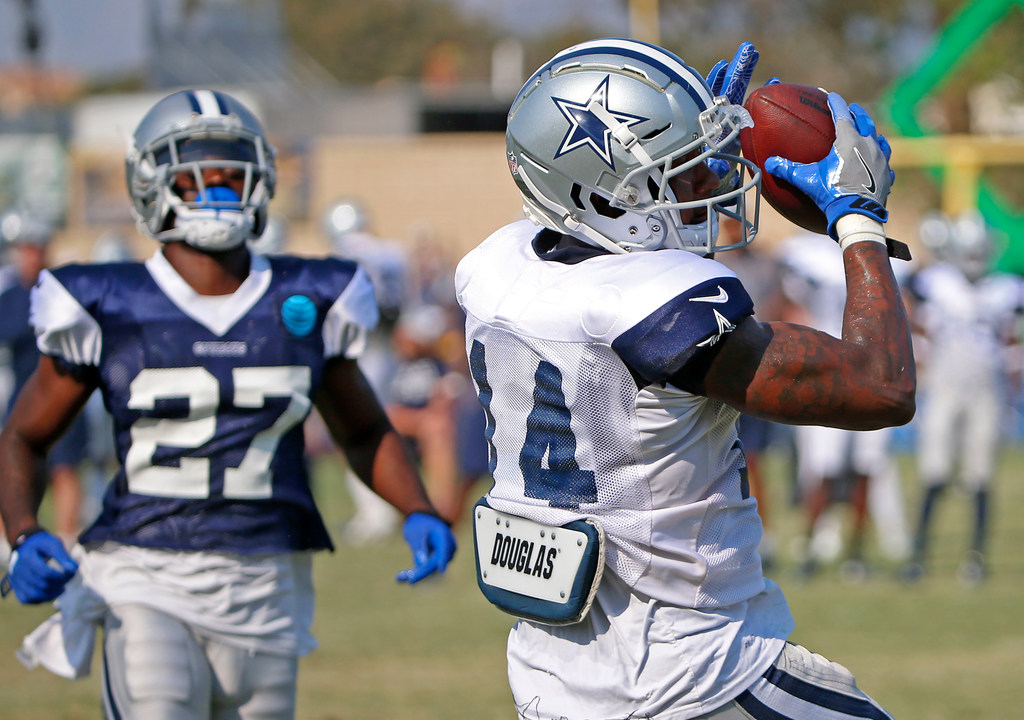 Will these players force Cowboys to keep 7 receivers on the 53-man roster?