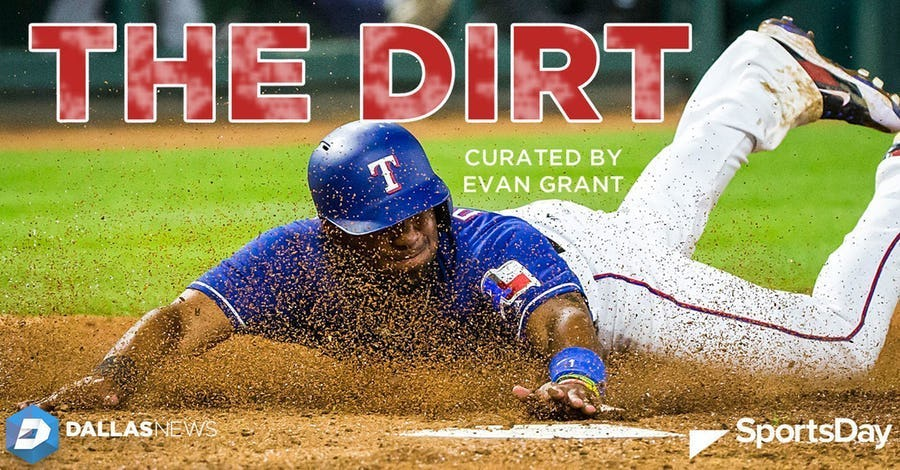 The Dirt: An actual Rangers pitching success story, and the curious case of what the future holds for Martin Perez
