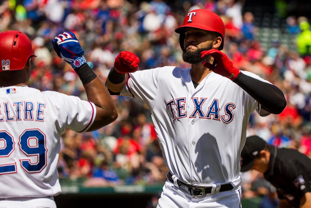 Nomar Mazara (thumb)returns to Rangers, bumps Willie Calhoun back to Round Rock