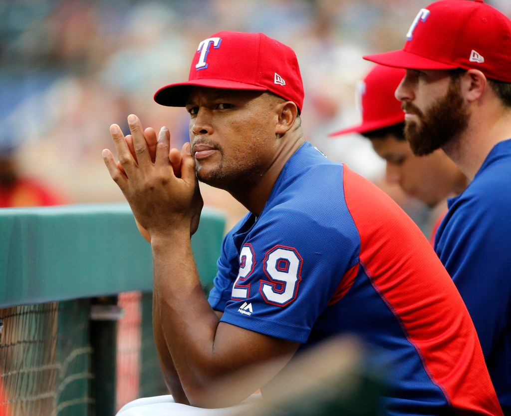 Latest hamstring ailment weighing on Beltre's mind