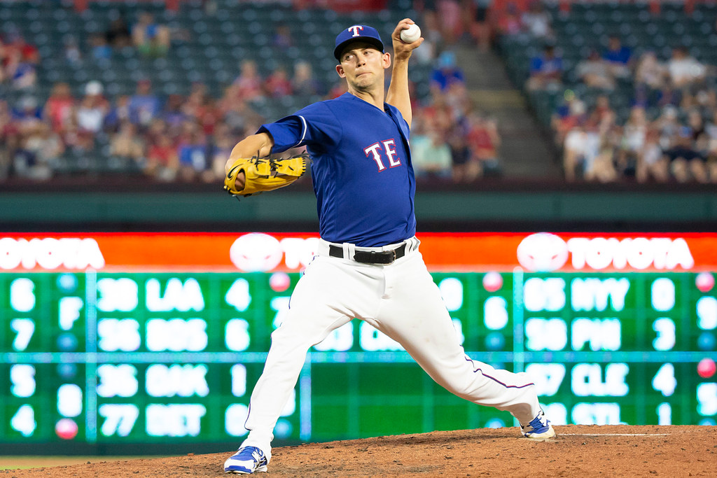 Rangers' Mike Minor scratched from Friday start vs. Angels