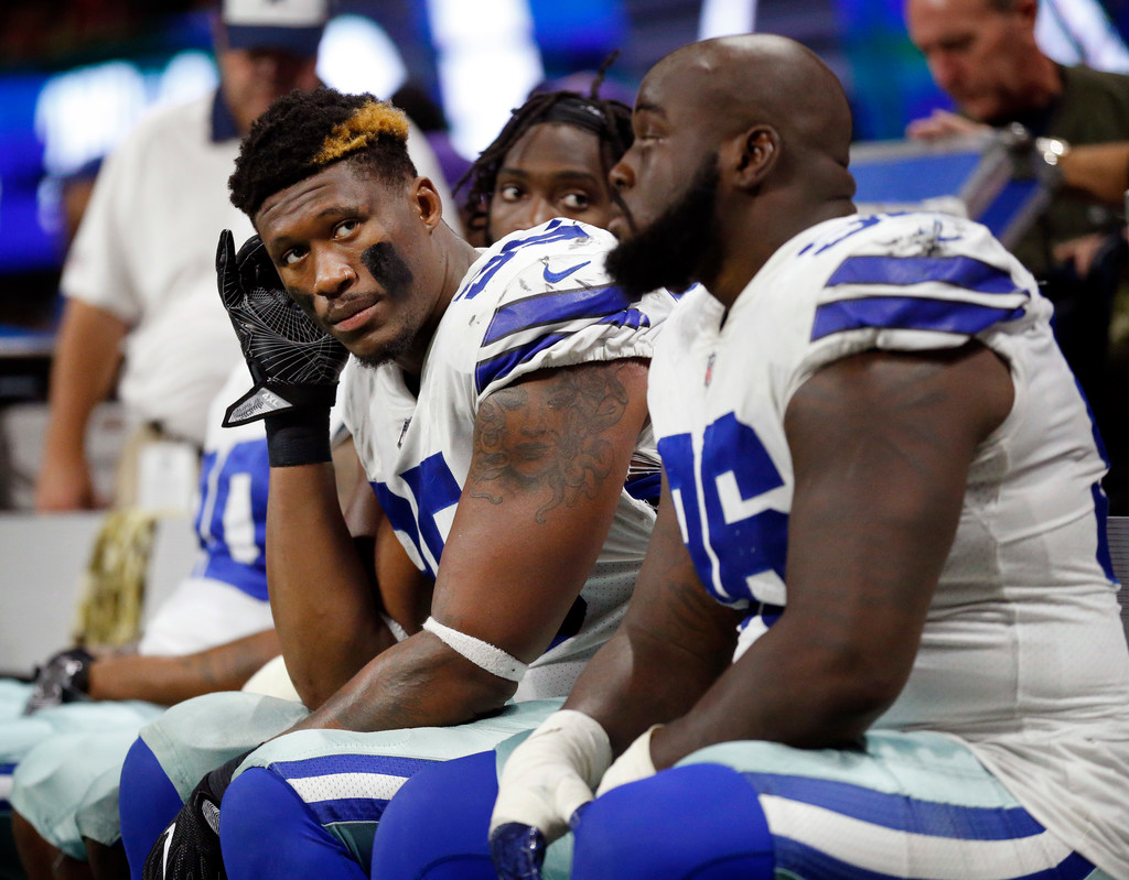 'Every game you seen me play in, I was medicated': Cowboys' David Irving defends marijuana use, bashes NFL in Instagram rant
