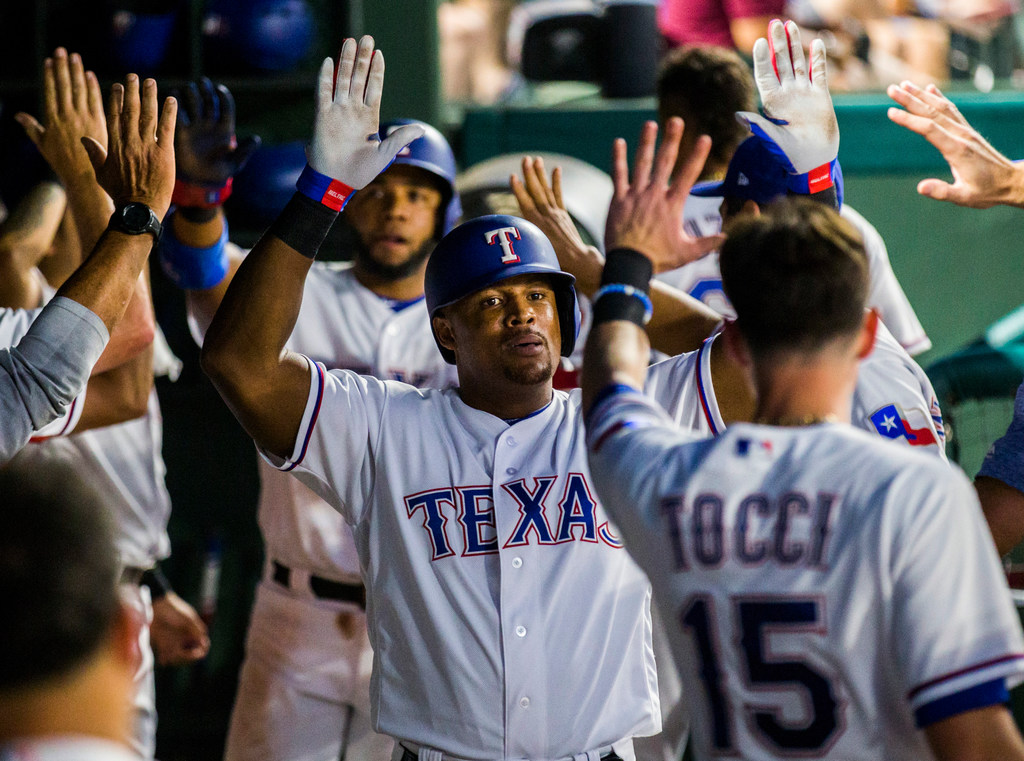 Adrian Beltre returns to Rangers lineup as DH only after latest hamstring injury